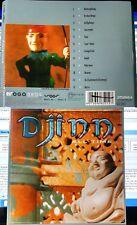 Djinn - All-Time (CD, 1998, Labor Records, Germany) RARE