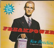 Freakpower-New Direction CD EP