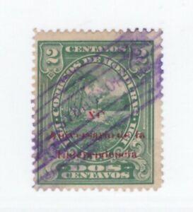 Honduras,Scott#139,2c,used,Scott$18