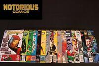 Green Lantern New Gods Complete Godhead Comic Lot Run Set Dc Collection 17 Books