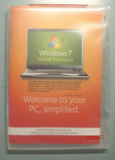 Microsoft Windows 7 Home Premium 64 Bit Full English Version DVD MS WIN NOS_OS01
