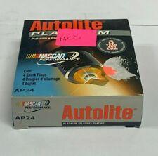 Spark Plug-Platinum Autolite AP24 Pack of 4