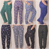 Ladies Full Length Trousers - Hareem Pants Women Baggy Harem Leggings Ali Baba