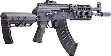 Crosman CAK1 BB Air Rifle Full or Semi-Auto CO2-Powered 4.5mm .177 Black 430 fps