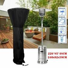 Zipper Waterproof Outdoor Garden Gas Pyramid Patio Heater Covers Protective