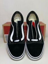 Vans Old School Black Trainers Unisex Size UK 8 Eur 42