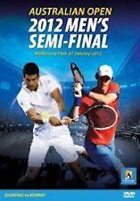 australian open 2012 mens semi final dvd