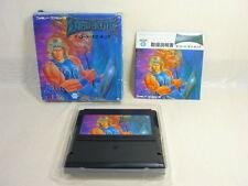The Lord Of King Artículo Ref / Bcb Famicom Nintendo Importado Japón en Caja
