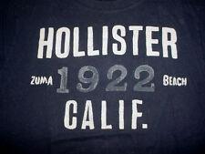 Mens Womens-Hollister California 1922 Beach-Blue-Shirt-XS