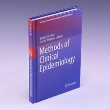 Methods of Clinical Epidemiology by Suhail A. R. Doi & Gail M. Williams