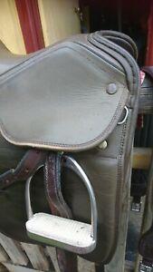 Keiffer Kieffer Grand Prix International Dressage Saddle
