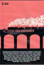 D.V.D./.....LE TRAIN DES ENFOIRES..../...2 DVD..../...2005.......