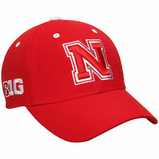 sports shoes 43f55 5072b  NEW  Nebraska Cornhuskers Top Of the World Hat Adjustable - 25