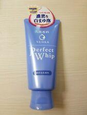 SHISEIDO Senka Perfect Whip Facial Foam Cleanser 120g made in Japan