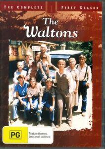 The Waltons: Season 1 (DVD) - Region 4