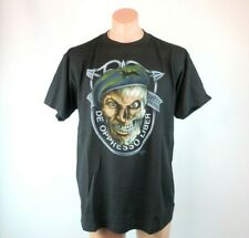 New listing Vtg 1989 3D Emblem Just Brass De Opresso Liber Military Tshirt Xl Special Forces