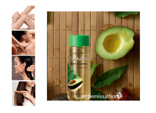 ORIFLAME LOVE NATURE BODY & HAIR AVOCADO OIL moisture soft skin shine massage