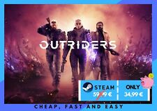 Outriders - Steam Account - Download PC Game - No Key Code