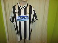 "Juventus Turin Original Kappa Heim Trikot 1994/95 ""DANONE"" + Nr.11 Gr.M TOP"