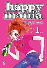 manga HAPPY MANIA n° 1 (Star Comics, 2006) nuovo