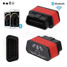 KW903 ELM327 Bluetooth OBD2 OBDII Car Code Readers Fault Diagnostic Scanner Tool