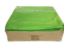96 Microfiber Glass Cloths Green 16x16 Cleaning Detailing Towels Auto Car 300GSM