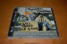 The Witch Doctors Barroom Science CD Thayrone X Ann Arbor MI Comedy Blues Rock