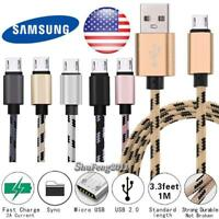 Micro USB Charging Data Sync Charger Cable For Samsung Galaxy Mega 6.3 i9200