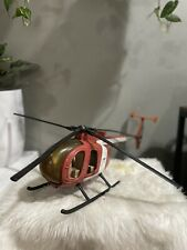 1983 Vintage A-Team Howlin' Mad Murdock Helicopter missing 1 blade
