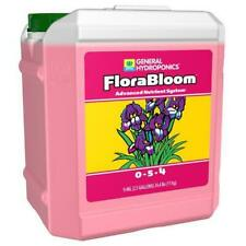 General Hydroponics FloraNova Bloom 2.5 Gallon 2.5G - gh flora nova nutrient