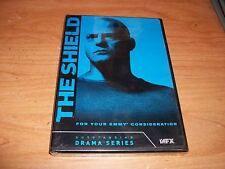 FX Original Series The Shield Emmy Consideration (DVD 2003) Michael Chiklis NEW
