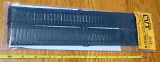 """Central Valley HO #210-2002-6 CVT Tie Strip Sampler - 12"""" sections - pkg(6)"""