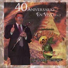 40 Aniversario En Vivo Vol. 2 by Banda Sinaloense El Limón de Salvador Lizárrag…