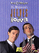 Jeeves and Wooster - The Complete Collection (DVD, 2002, 8-Disc) G-1852-128-016