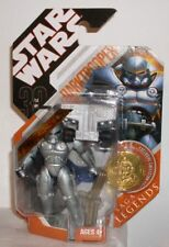 Star Wars 30 Anniversary Darktrooper with Gold Coin Fan Choice #1