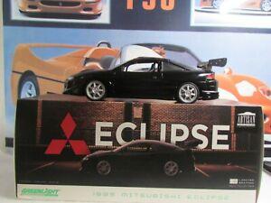 GREENLIGHT MODELS - 1995 MITSUBISHI ECLIPSE  - 1/18 SCALE MODEL CAR 1940