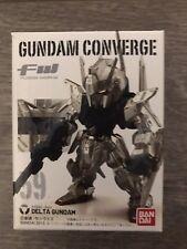 """Gundam Converge #59 MSN-001 """" Delta Gundam """""""