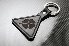 Alfa CLOVERLEAF Leather Keyring Keychain Schlüsselring Porte-clés Mito Giulietta