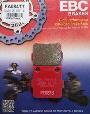 EBC/FA84TT Pastillas De Freno Trasero Yamaha YFS200 YFM250/350/660 Banshee/Raptor/Wolverine