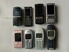 Handy Konvolut Nokia, Sony-Ericson