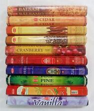 Hem Christmas Holiday Incense Best Seller Wholesale Lot: 10 x 20 = 200 Sticks!