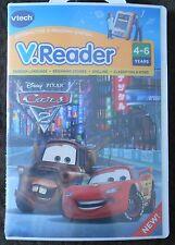 V.Reader DISNEY PIXAR CARS 2 Reading Learning Game Vtech