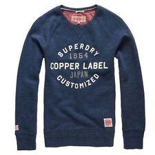 Superdry Cotton Blend Plain Regular Hoodies & Sweats for Men