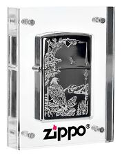 Zippo Eagle all over Sammler Feuerzeug in Box limited Edition 1000 - 2004322