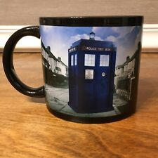 Doctor Who Disappearing Tardis Mug BBC New #1478