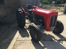 Massey Ferguson FE 35 1961 3 Cylinder Perkins Diesel Tractor