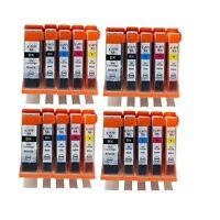 20PK NON-OEM INK CARTRIDGE PGI-270XL CLI-271XL FOR CANON PIXMA MG5722 MG6820