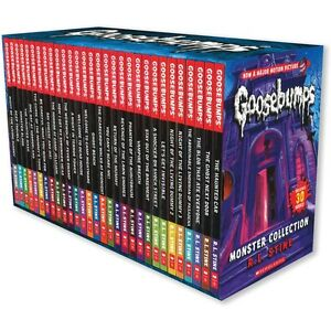 Goosebumps Classic Collection 1-30 Monster Book Set by R. L. Stine