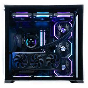 Gaming PC AMD Ryzen 7 3800XT   RTX 3060 Ti   32GB   1TB SSD+2TB HDD   RGB-Setup