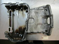 24T015 Upper Engine Oil Pan 2011 Kia Sorento 3.5 215213C150